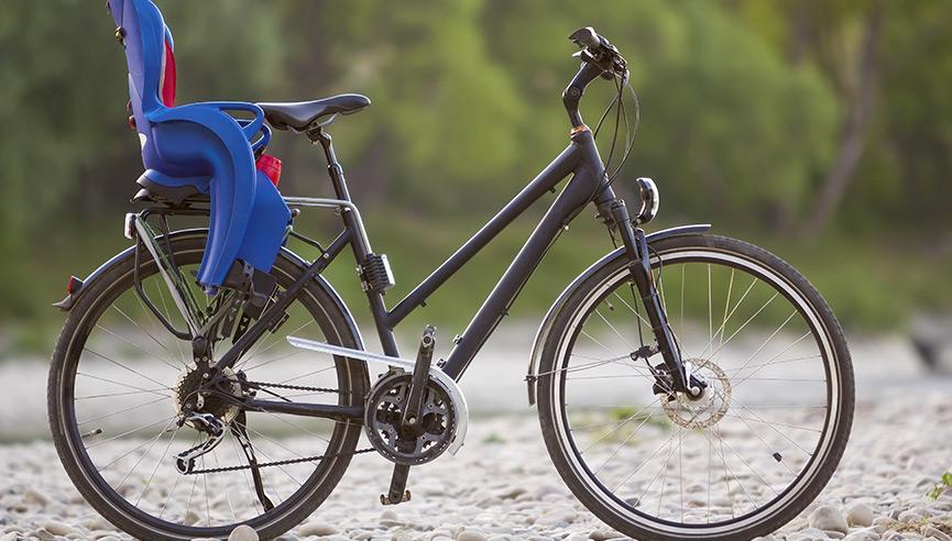 Välja cykelsits för sommaren